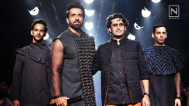 Sonu Sood Turns Showstopper for Siddhesh Chauhan at Lakme Fashion Week WF18