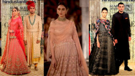 Aditi Rao Hydari Opens India Couture Week 2018 as a Showstopper for Tarun Tahiliani