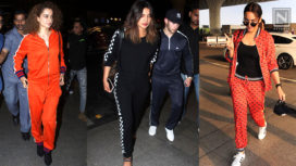 Celebrities Who are Currently Crushing Over Tracksuits