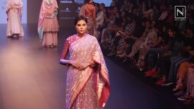 Savitri by Gaurang Shah at Lakme Fashion Week WF18