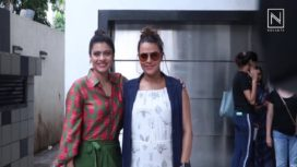 Here is Kajol's Advice to Neha Dhupia on Pregnancy