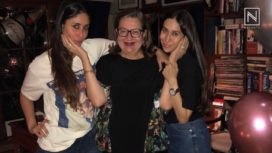 Kareena Kapoor Khan Rings in her 35th Birthday with Close Friends and Family