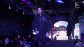 Nitin Singh Showcases Festive Menswear Collection
