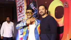 Watch Ranveer Singh and Rohit Shetty Share Excellent Camaraderie