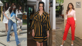 Bollywood Celebrities Who were Spotted Stepping Out in Style