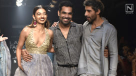 Designers and their Showstoppers - Radhika Apte and Jim Sarbh