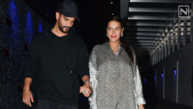 Neha Dhupia and Angad Bedi are So Adorable!