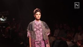 Untitled Co. Showcases at Lakme Fashion Week Winter Festive 2018