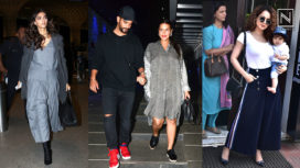 Bollywood Celebrities Spotted in their Best Fashion Game from September 2018