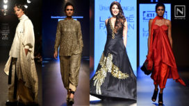 Day 1 at Lakme Fashion Week Winter Festive 2018