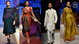 Day 2 Wrap Up at Lakme Fashion Week Winter Festive 2018
