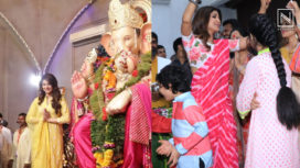 Celebrities Bid Adieu to Lord Ganesh on the Auspicious Occasion of Ganpati Visarjan