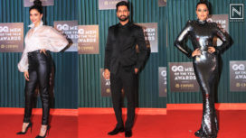 Deepika and Sonakshi Alongwith Others Add Glam to GQ Men of the Year Awards 2018