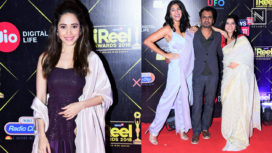 Celebrities Grace the Red Carpet of iReel Awards 2018