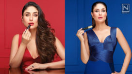 Kareena Kapoor Khan Launches her Bold and Playful Makeup Line with Lakme