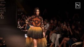 Kartikeya in association with Misfit Panda at Lakme Fashion Week WF18