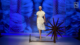 Khadi and Village Industries Commission Opens Day 2 Sustainable Fashion at LFW WF'18