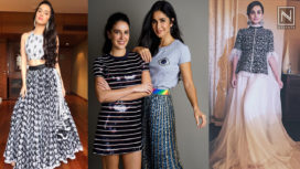 Bollywood Beauties are Ditching the Minis and Flaunting the Long Skirt Trend