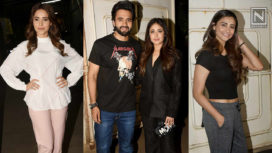 Bollywood and TV Celebrities at the Special Screening of Mitron