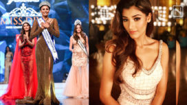 Nehal Chudasama Talks About Representing India and her Journey Towards Miss Diva 2018