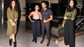 Bollywood Celebs at Paltan Special Screening