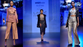 Soha Ali Khan Hits the Ramp for The Platform at Lakme Fashion Week Winter Festive 2018