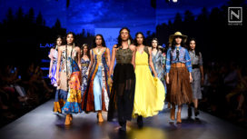 Label Ritu Kumar Introduces Rustic Charm on Day 5 at Lakme Fashion Week WF18