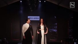 Arbaaz Khan and Giorgia Andriani Turn Showstoppers for Archana Kochhar in Bengaluru