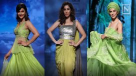Celeb Showstoppers at Lotus Makeup India Fashion Week Spring Summer 2019