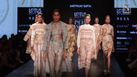 Day 2 at Lotus Makeup India Fashion Week Spring Summer 19