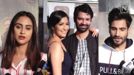 TV Celebs at the Screening of The Great Indian Dysfunctional Family
