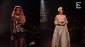 Designers and their Showstoppers- Kalki Koechlin & Lisa Haydon at LFW WF18