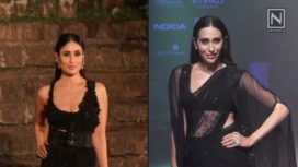 Watch Karisma Kapoor Talk About Fashion Discussions with Kareena and also her Personal Style