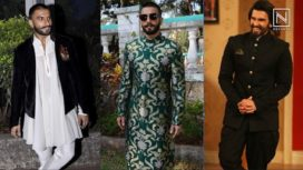 Top 5 Looks of Ranveer Singh Qualifying As a Groom