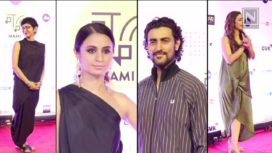 Bollywood Celebs Hit the Red Carpet in Style for Mami Film Festival 2018