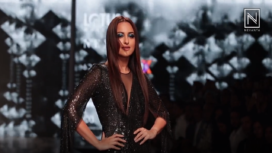 Sonakshi Sinha Rocks in Metallic for Rohit Gandhi Rahul Khanna at Lotus Makeup India Fashion Week SS19