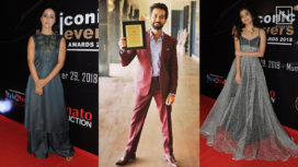 Celebrities Grace the Iconic Achievers Awards 2018 with their Presence