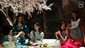 Good Earth Debuts at Lakme Fashion Week Winter Festive 2018 with the Miniaturist