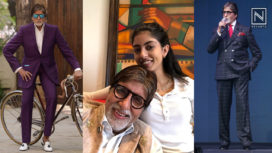 Top 5 Looks from Amitabh Bachchan's Appearances this Year as he Turns 76 Today