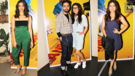 Ayushmann Khurrana and Radhika Apte Starrer Andhadhun's Special Screening with Celebs