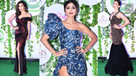 Celebrities Grace the Green Carpet at Asia Spa Fit and Fabulous Awards 2018