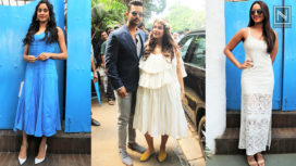 Bollywood Celebs at Neha Dhupia's Baby Shower