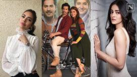 Watch Kangana, Anushka and Kriti Slay in their Looks for this Week's Celeb Spotting