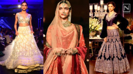 Top 5 Looks of Deepika Padukone as Bride on Ramp