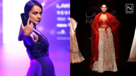 Designers and their Showstoppers - Kangana Ranaut and Bipasha Basu