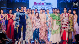 Kalki Koechlin Turns an Edgy Showstopper for Delna Poonawala at BTFW 2018