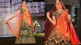 Karisma Kapoor Turns Bride for Shantanu Goenka at the Wedding Junction 2018