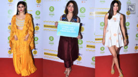 Kiara Advani and Yami Gautam Among Others at Oxfam MAMI 2018