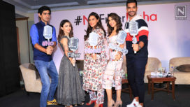 Celebrities at the Launch of Season 3 of No Filter Neha