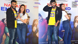 Parineeti Chopra and Arjun Kapoor Promote Namaste England in Style